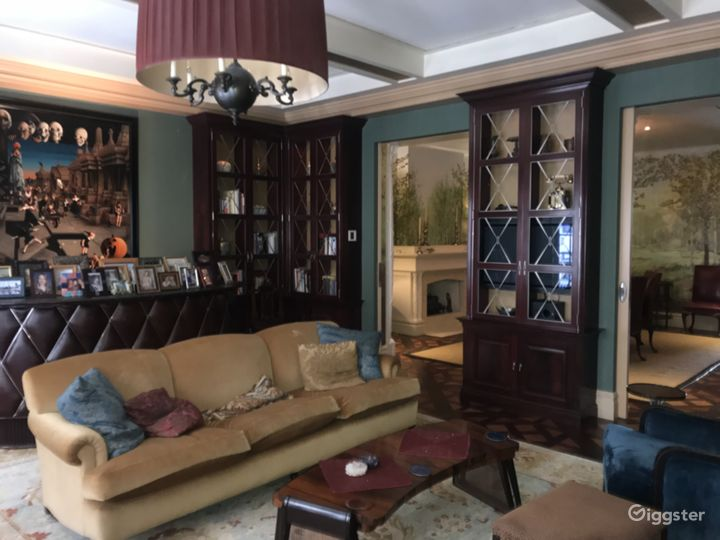Large NYC mansion: Location 5066
