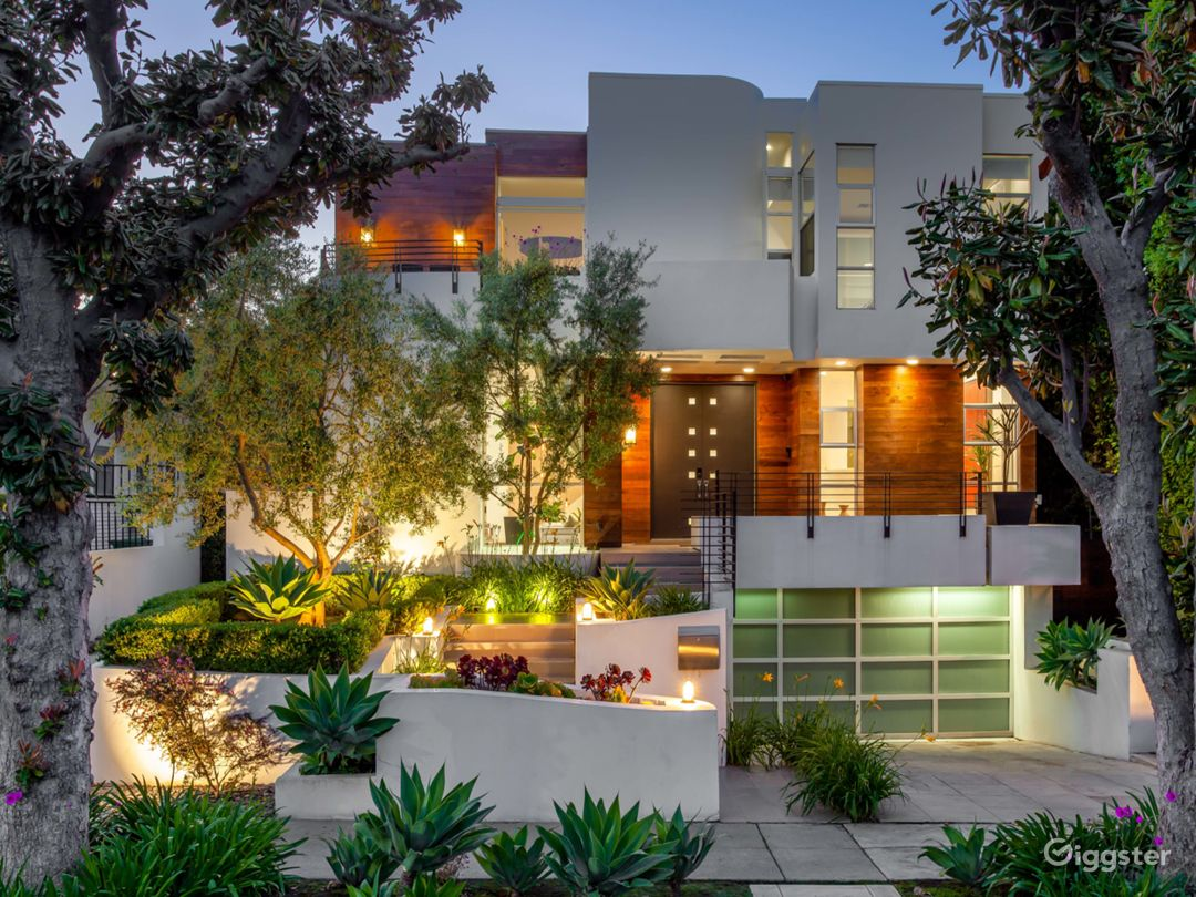 Modern Architectural Perfect Weho Estate Photo 1
