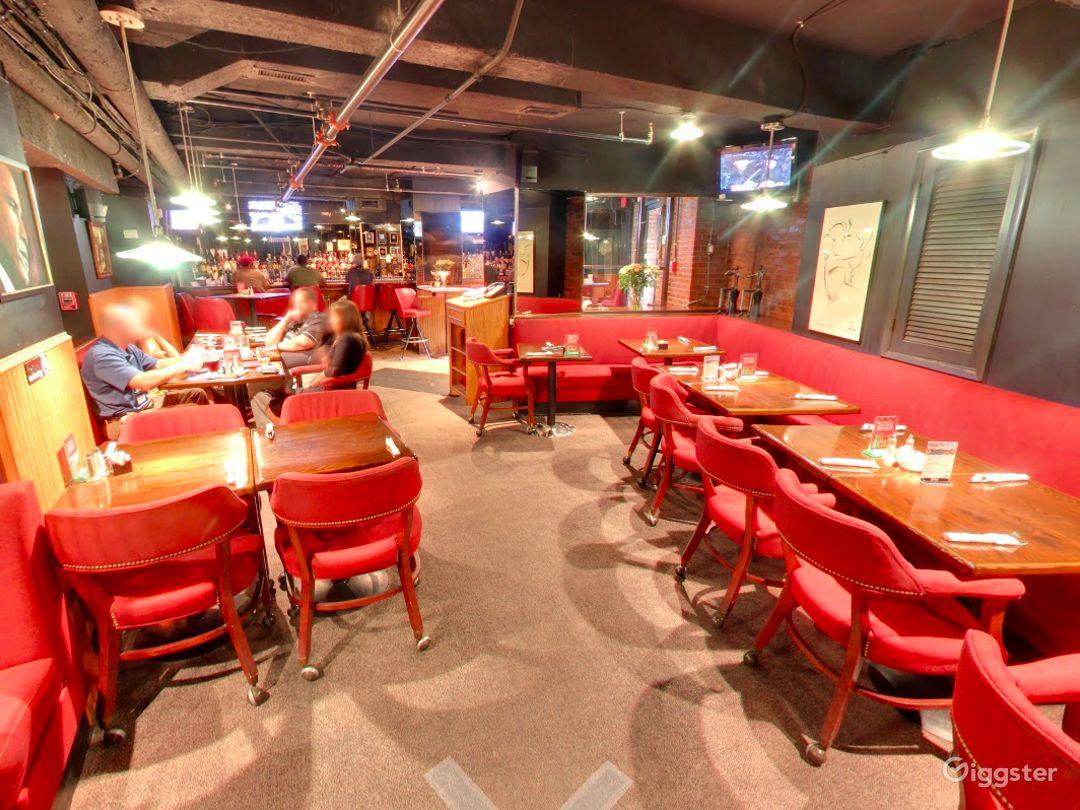 Welcoming Restaurant in Washington Photo 1