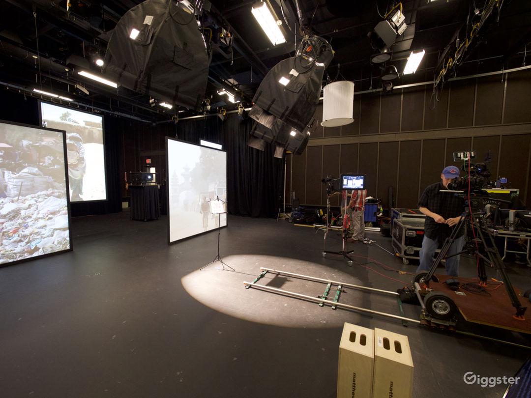 Production soundstage near NoMa DC Photo 2
