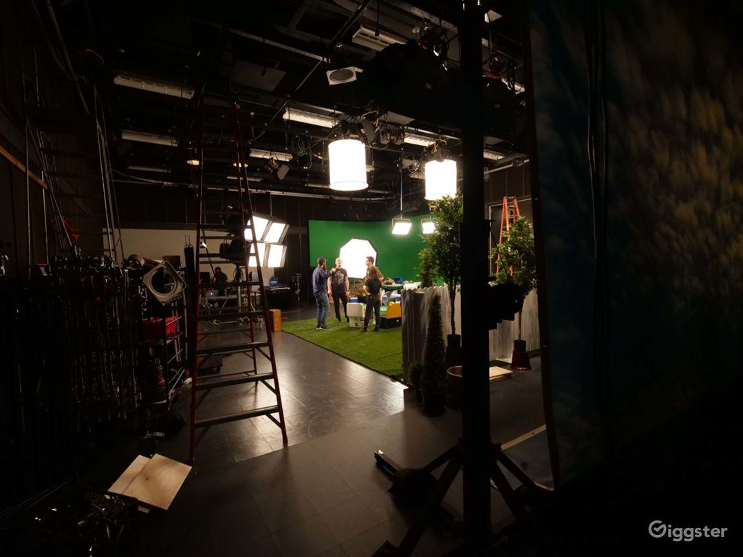 Production soundstage near NoMa DC Photo 3