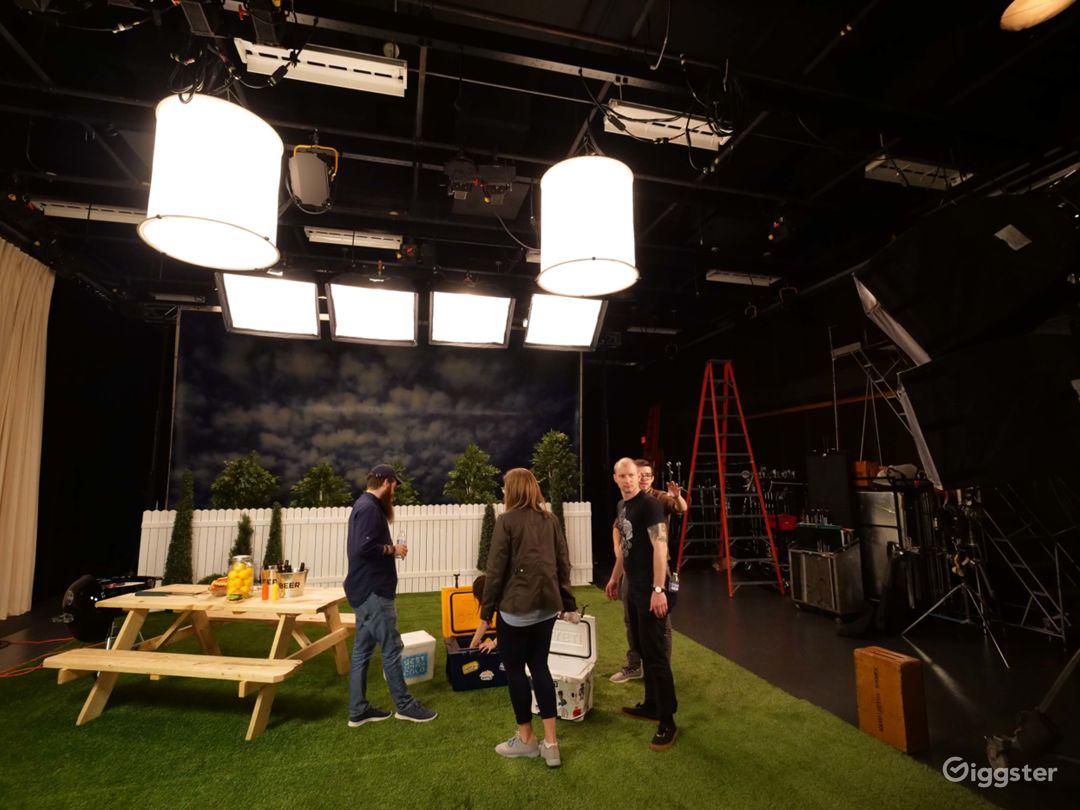 Production soundstage near NoMa DC Photo 1