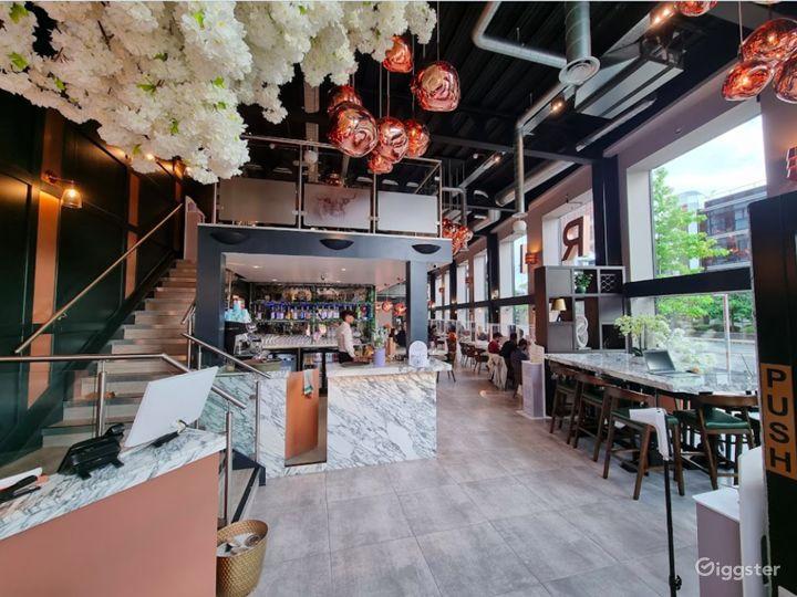 Luxury Restaurant in Manchester