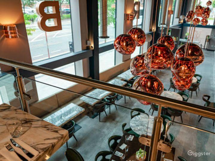 Luxury Restaurant in Manchester Photo 5