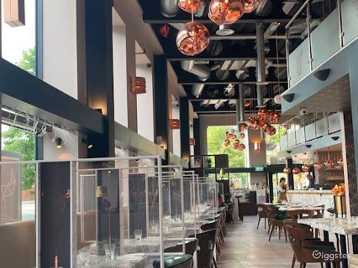 Luxury Restaurant in Manchester Photo 2