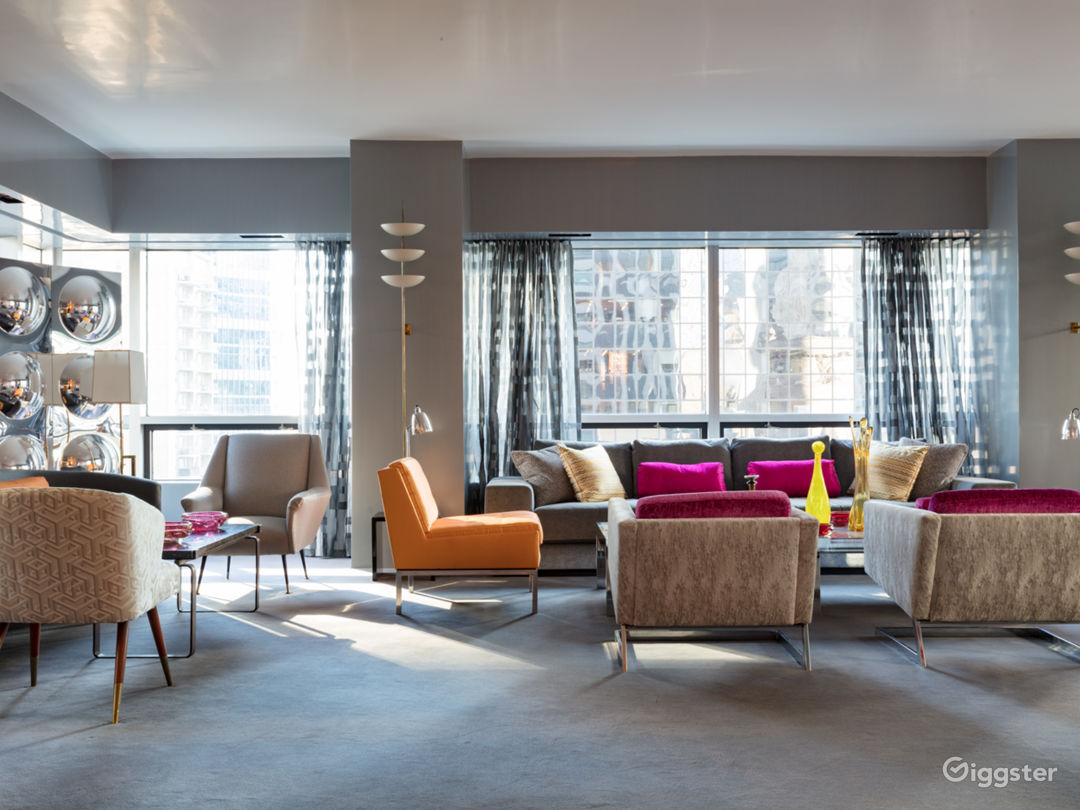 High End Luxury Apartment in NY Photo 4