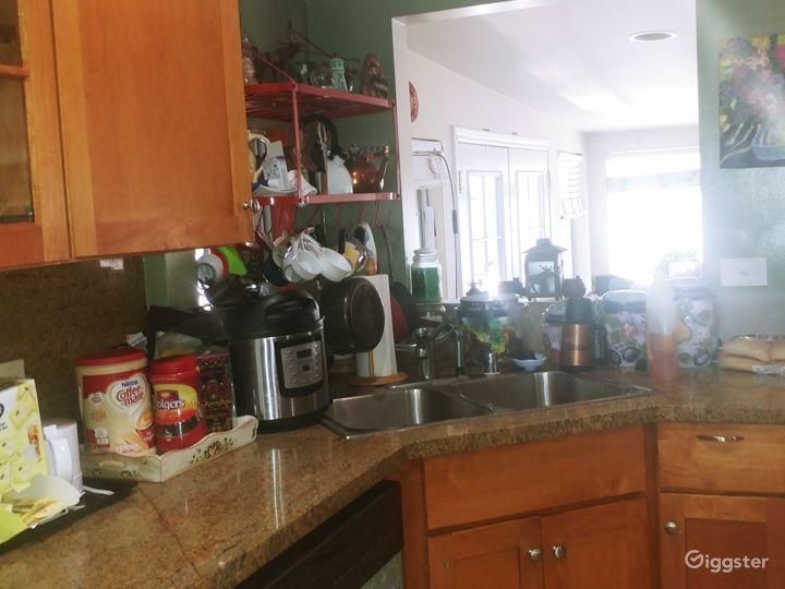 Valley kitchen