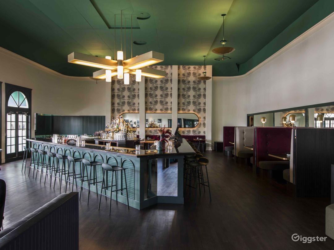 Checker Hall Bar
