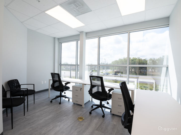 Upscale Corporate Image Private Office Space Photo 5