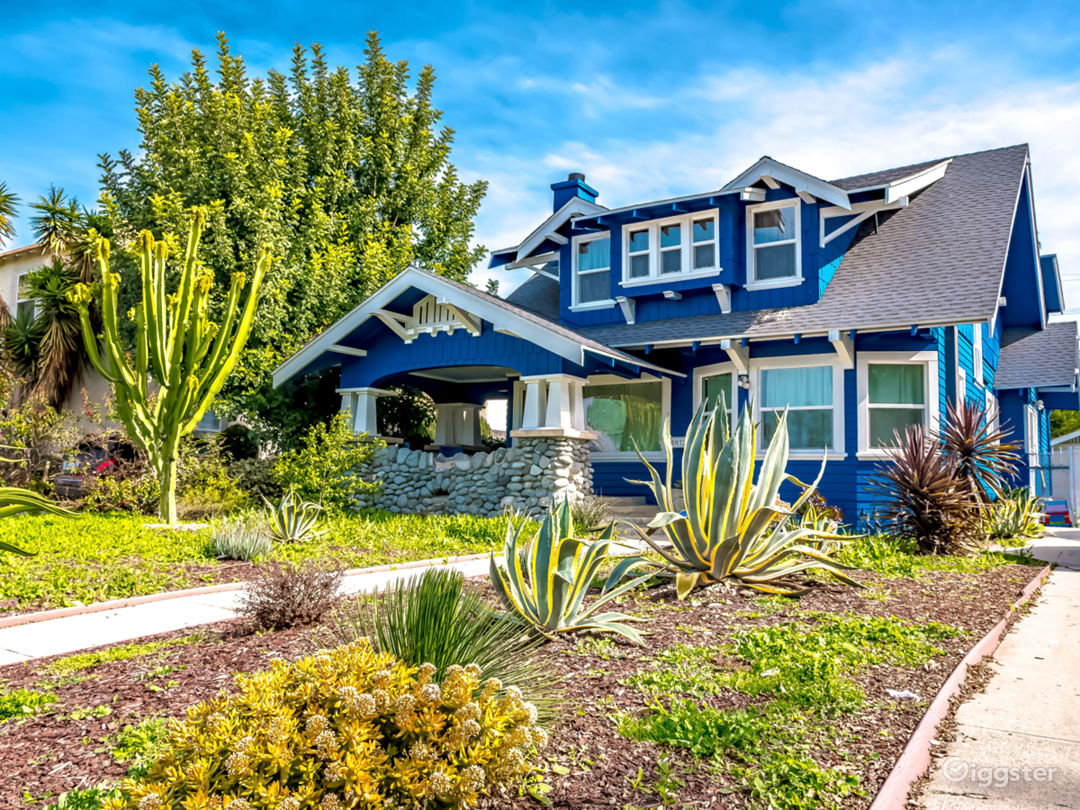 This craftsman beauty was recently renovated including fresh exterior paint.