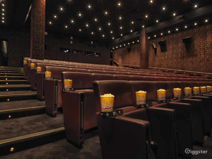 The Grand Theatre in Mayfair, London. Photo 4