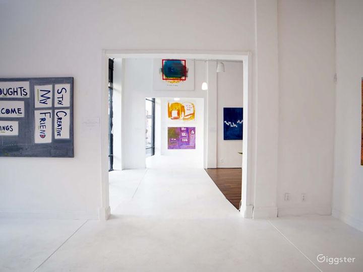 Large Versatile Gallery Space in Los Angeles Photo 3