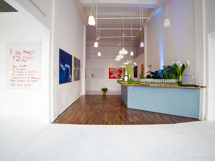 Large Versatile Gallery Space in Los Angeles Photo 4