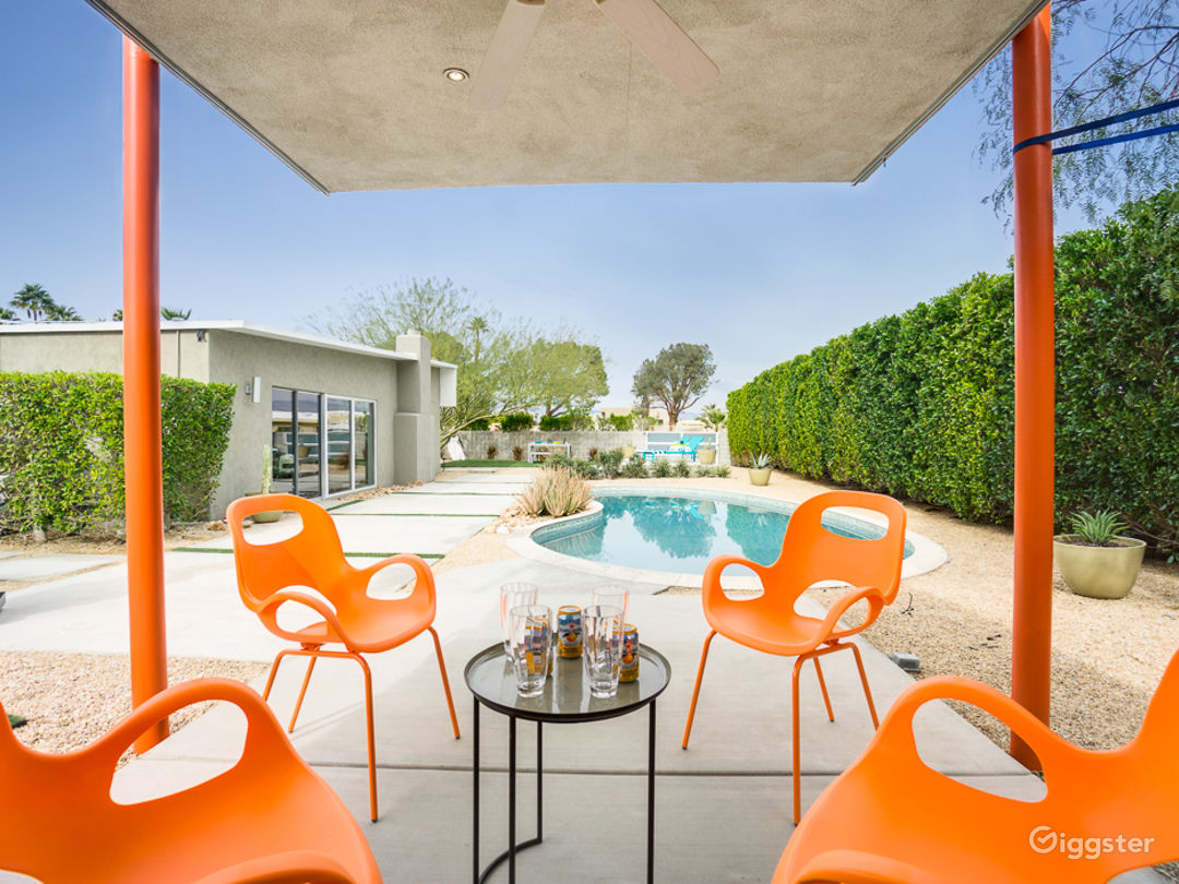 Upscale 3BR Palm Springs House w/ Private Pool Photo 3