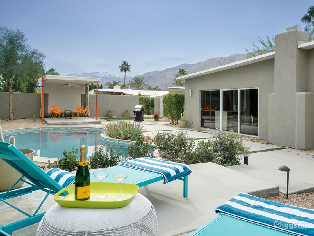 Upscale 3BR Palm Springs House w/ Private Pool Photo 1