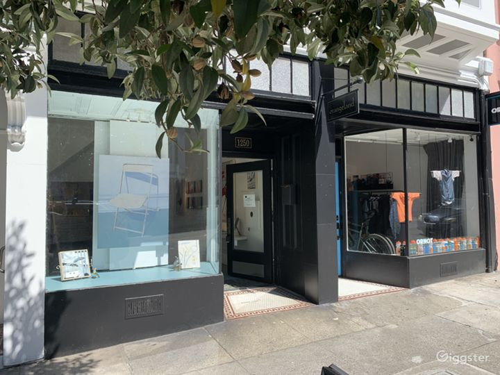 San Francisco Gallery Space Photo 3