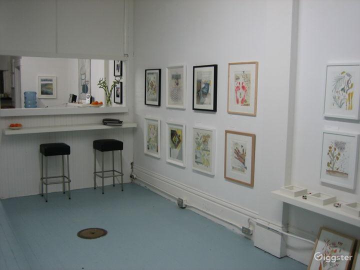 San Francisco Gallery Space Photo 5