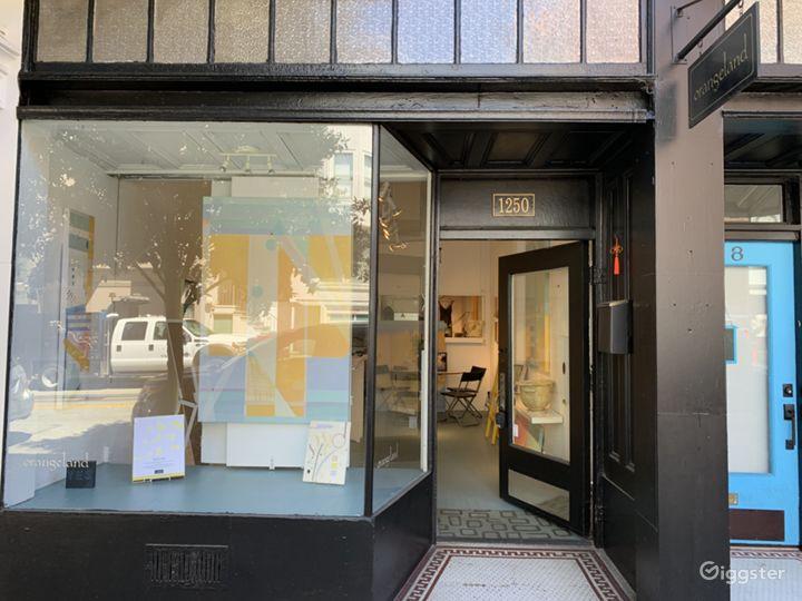 San Francisco Gallery Space Photo 2