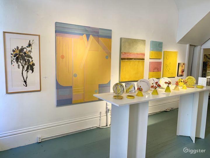 San Francisco Gallery Space