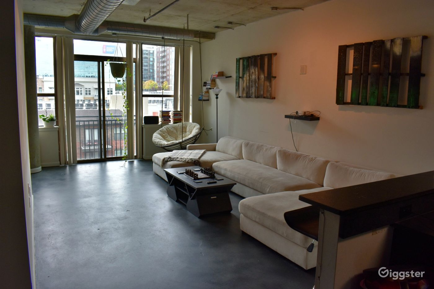 Gatsby Loft in Downtown Atlanta Atlanta Rental