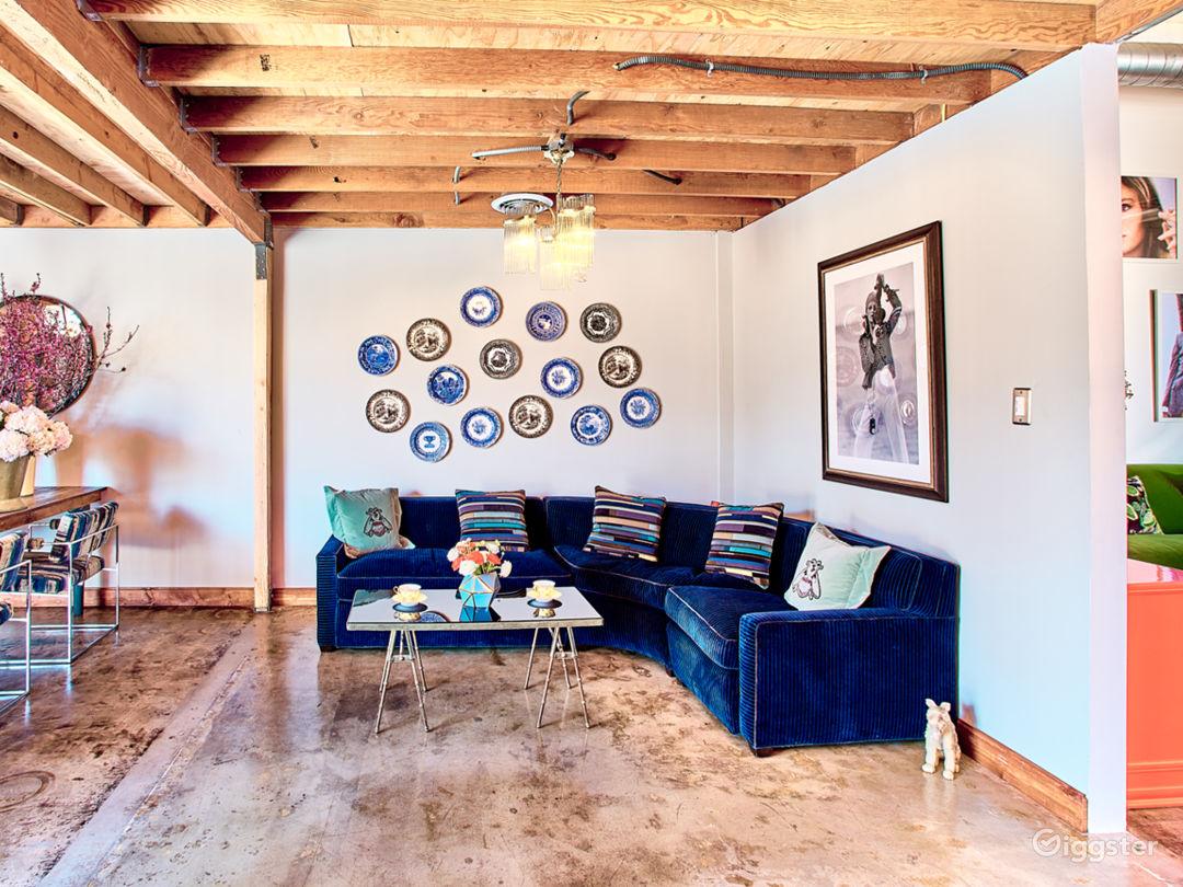 Gorgeous multi-purpose space in West Adams/LA Photo 5