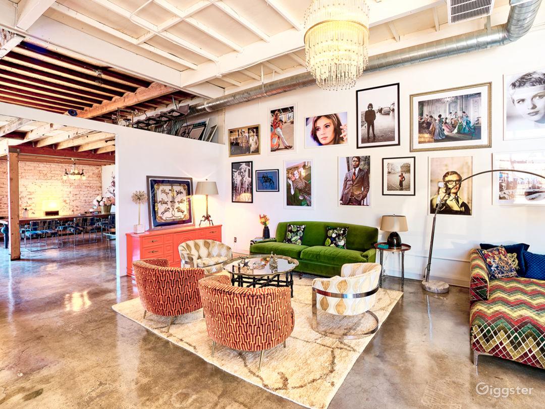 Gorgeous multi-purpose space in West Adams/LA Photo 3