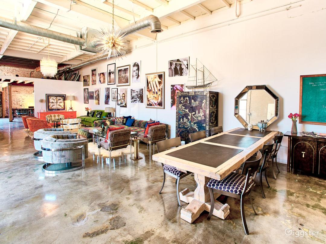 Gorgeous multi-purpose space in West Adams/LA Photo 2