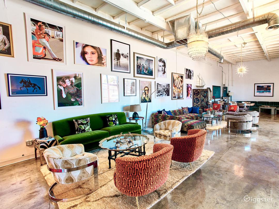 Gorgeous multi-purpose space in West Adams/LA Photo 1