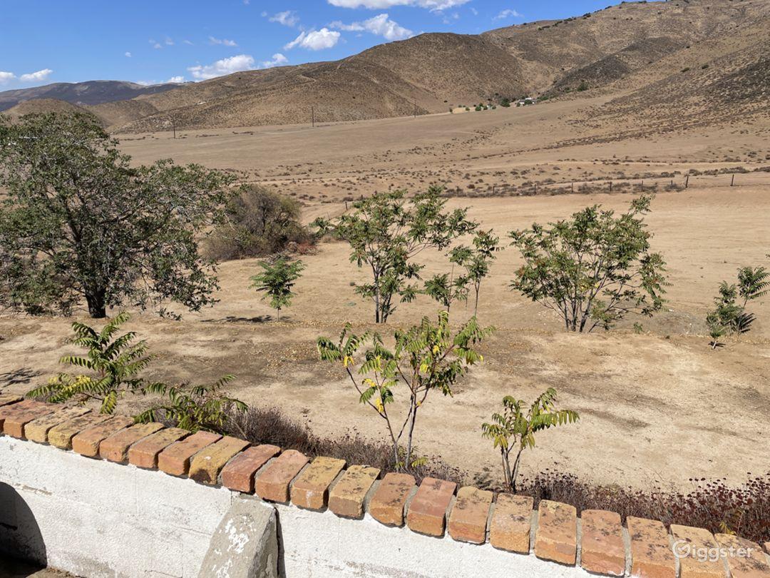 Spanish ranch style .  Photo 1