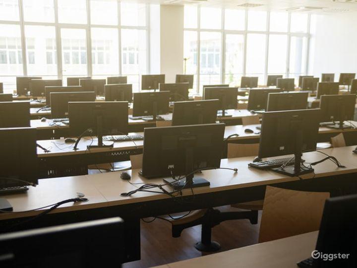 Houston Computer Lab