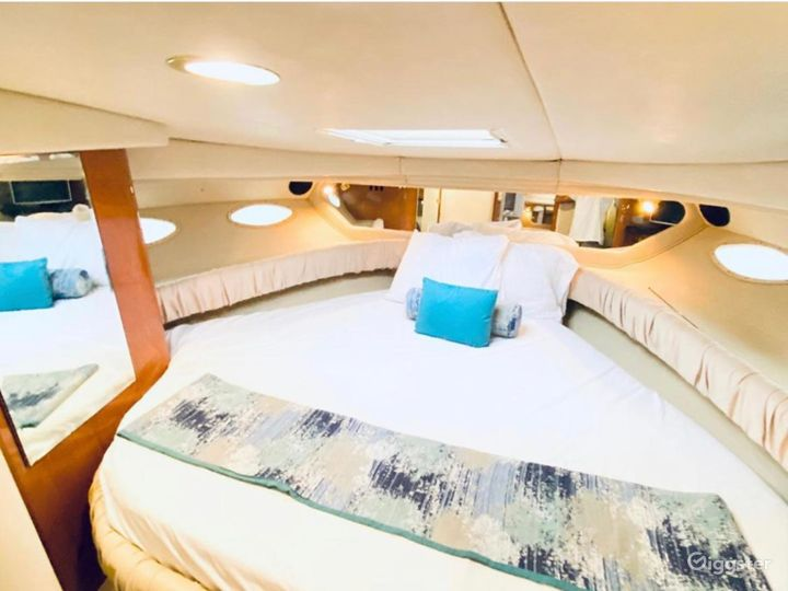 Classic 42ft SEA RAY Duffy's Party Yacht Space Events Photo 3
