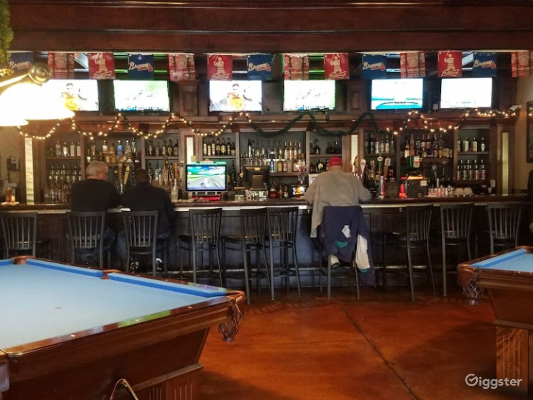 Premier Sports Bar and Grill in Marietta GA BUYOUT Photo 1