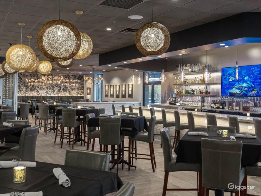 World-Class Restaurant + Bar in Palm Desert Photo 1