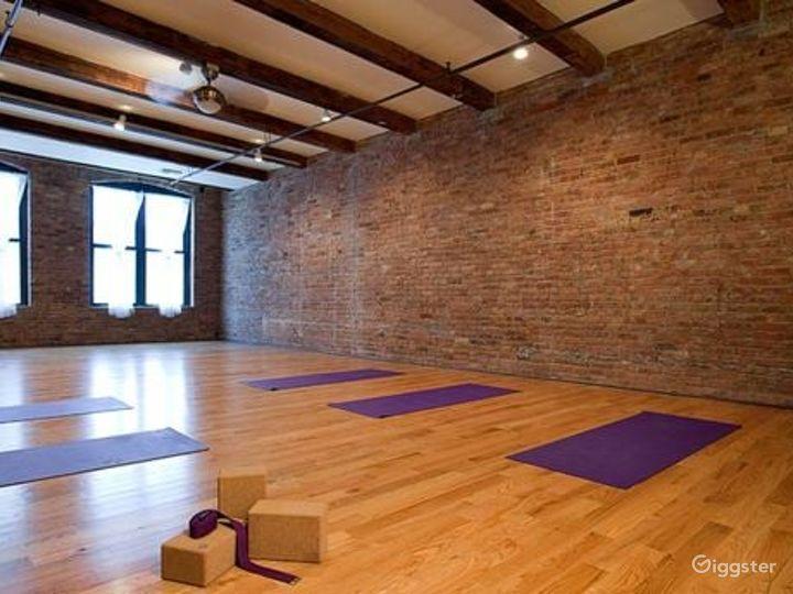 The Best Hot Yoga Studio in Chicago  Photo 2