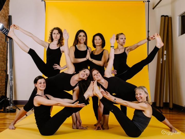 The Best Hot Yoga Studio in Chicago  Photo 5