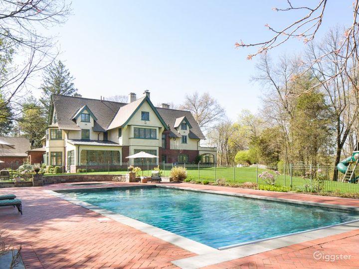 Dobbs Ferry Tudor Home: Location 5173 Photo 5