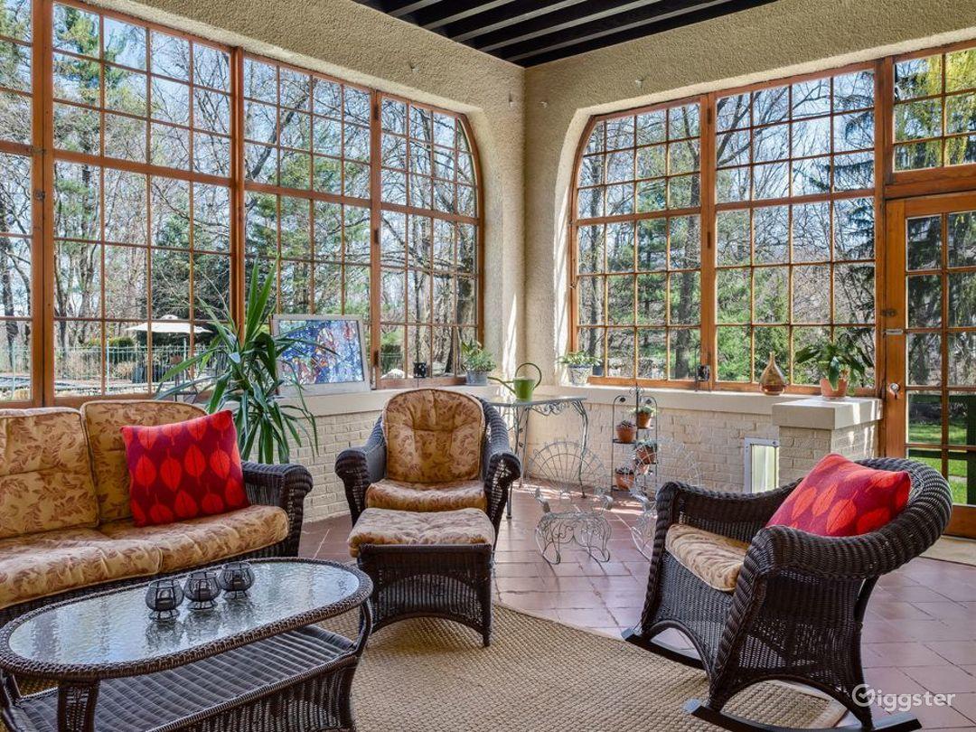 Dobbs Ferry Tudor Home: Location 5173 Photo 1
