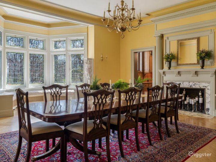 Dobbs Ferry Tudor Home: Location 5173 Photo 2