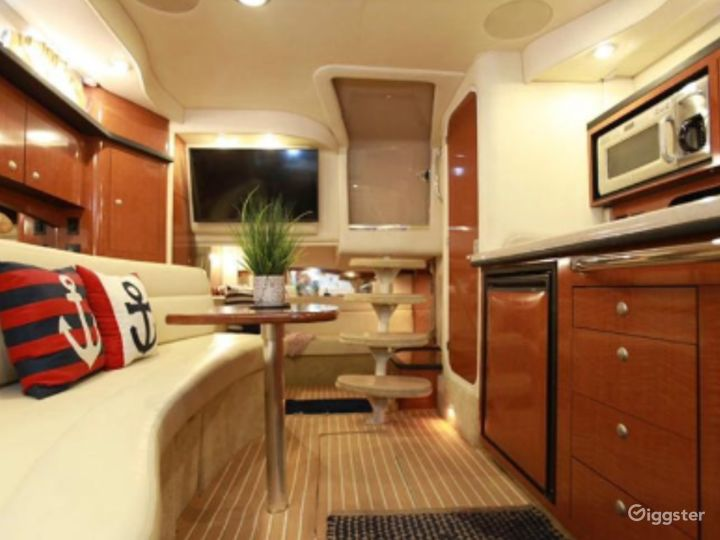 Fascinating 38ft Sea Ray Armando Party Boat Space Events Photo 3