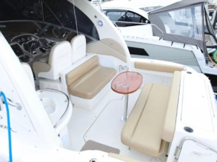 Fascinating 38ft Sea Ray Armando Party Boat Space Events Photo 2