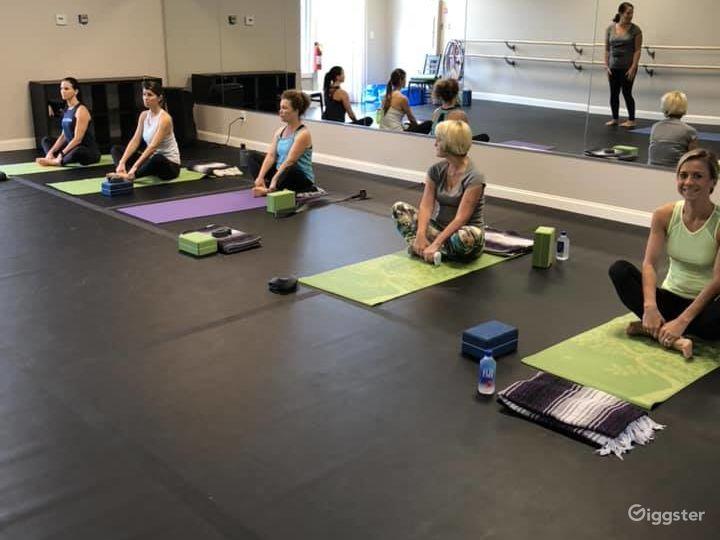 Light & Airy Dance Studio in Chapel Hill Photo 2