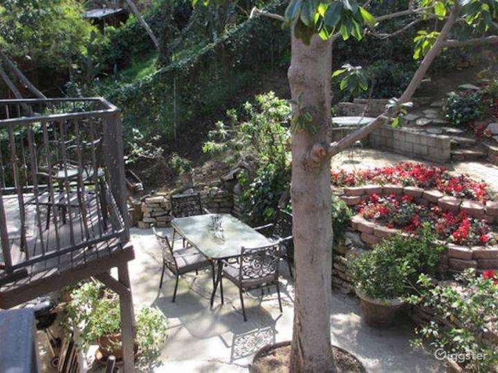 Beautiful Mediterranean Terrace for Exterior use Photo 4