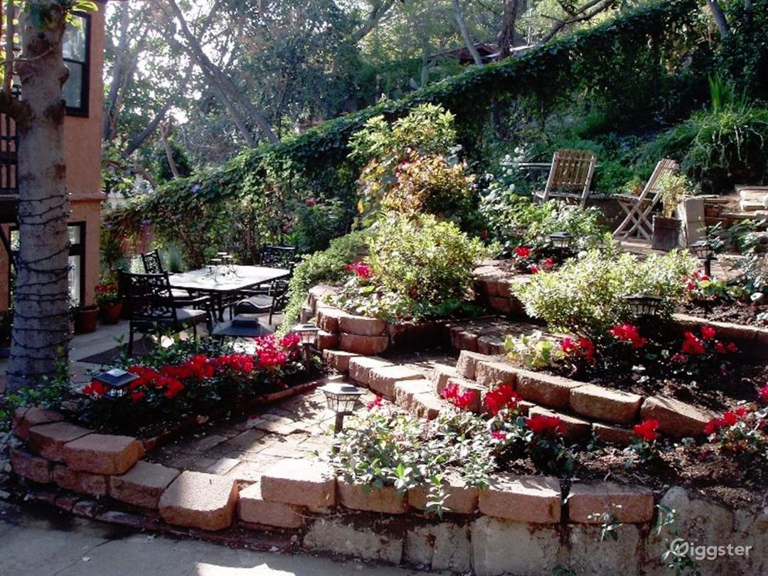 Beautiful Mediterranean Terrace for Exterior use Photo 1