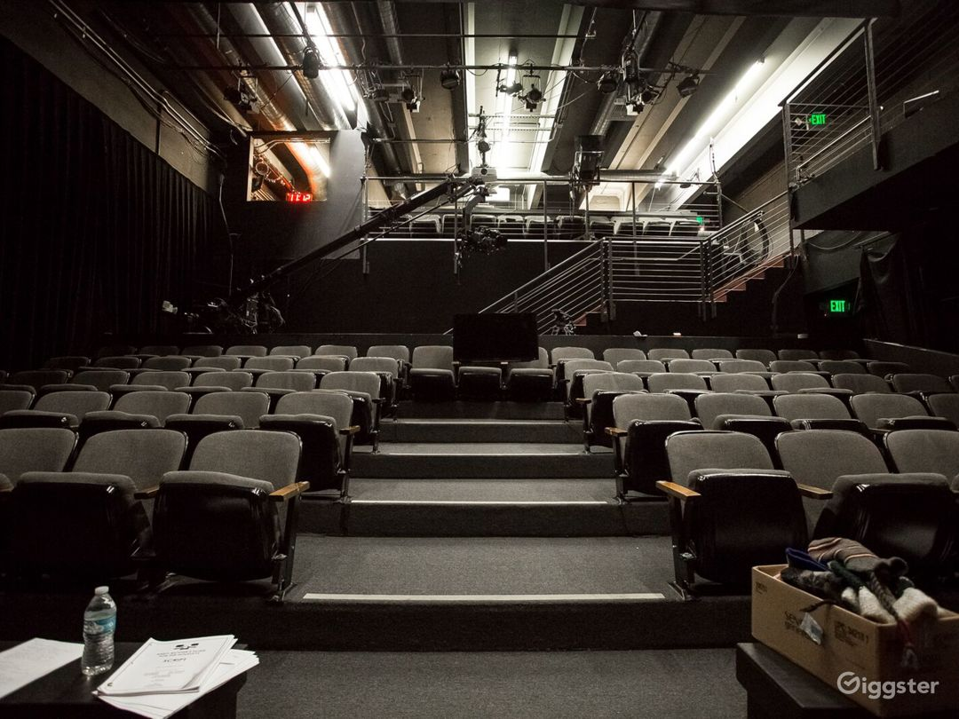 Modern, Versatile Theatre in Hollywood Photo 2