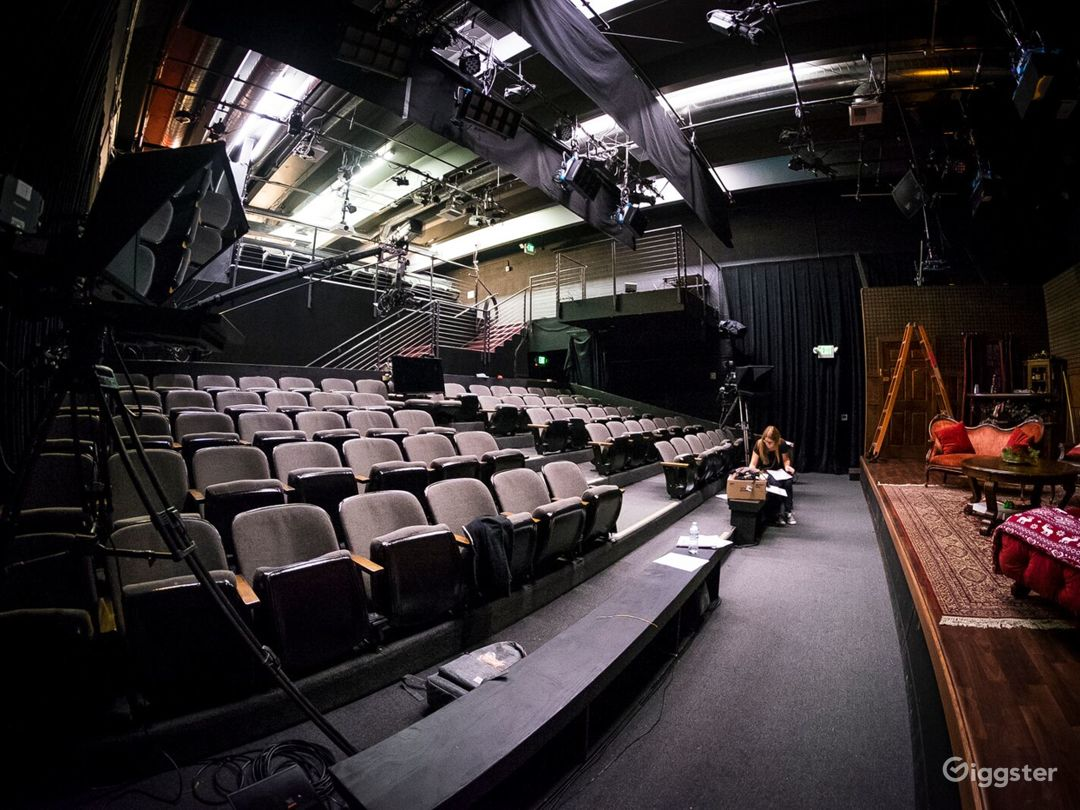 Modern, Versatile Theatre in Hollywood Photo 1