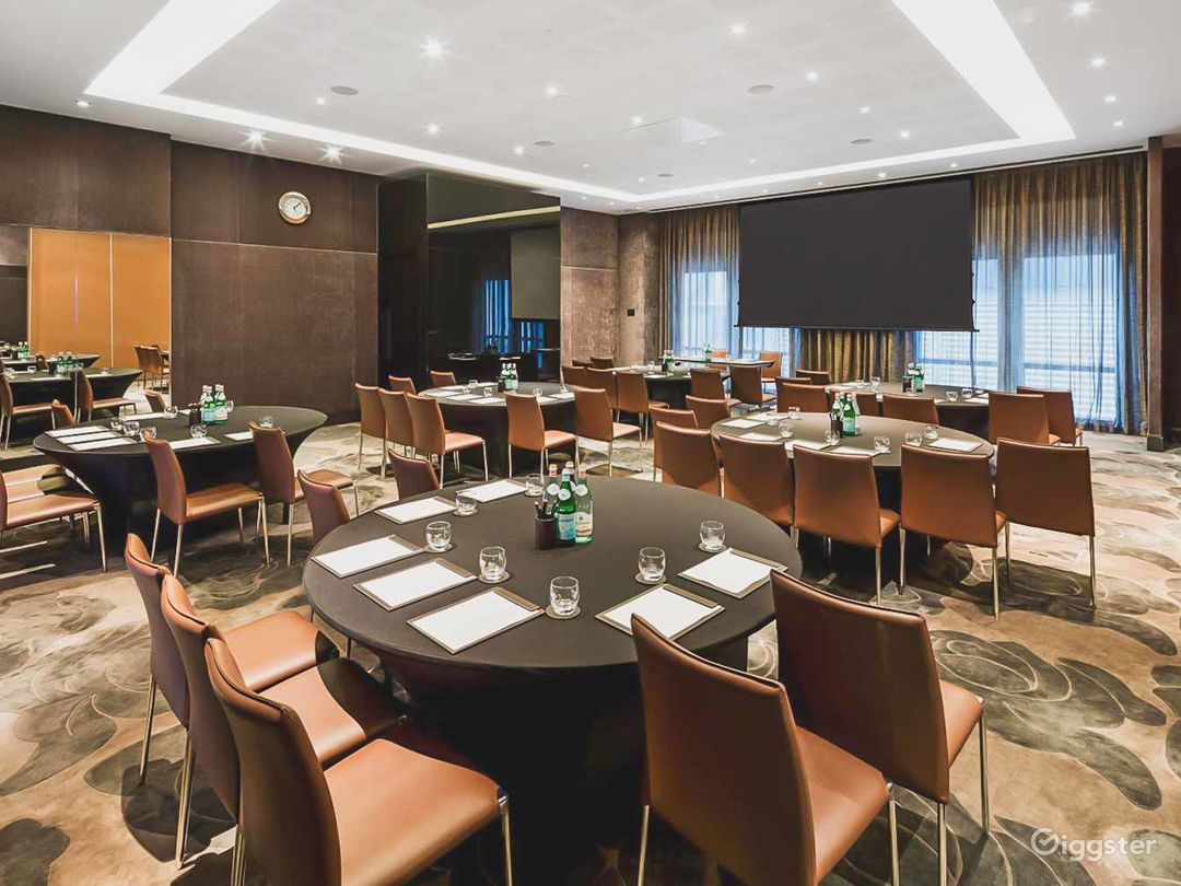 Exquisite Ontario B Event space in Canary Wharf, London Photo 1