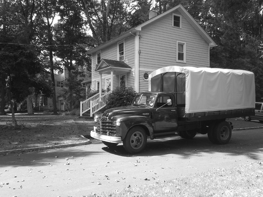 Work Truck Farm Truck  NY/NJ  metro area 1947 Photo 5