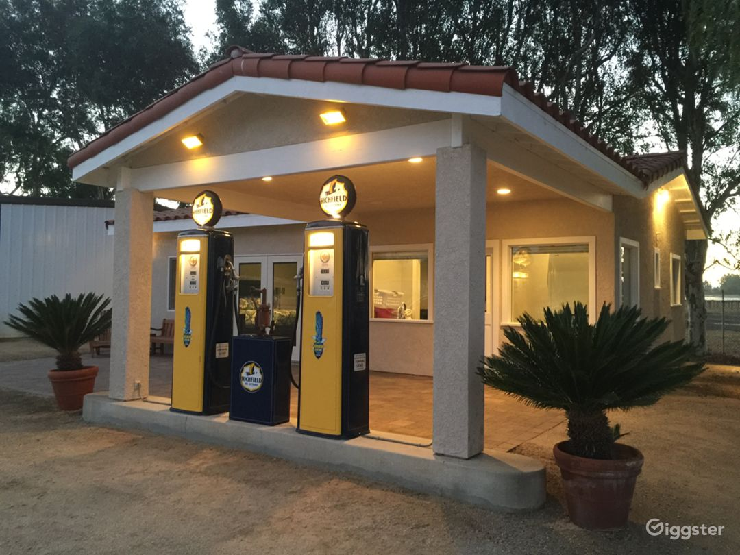 Gas Station Guest House