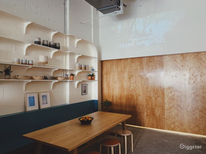 Warm and Cozy Cafe Space in Brooklyn Photo 5