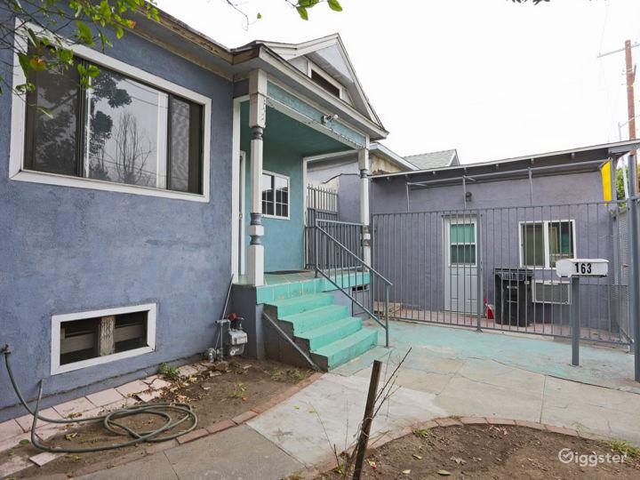 Downtown L.A. Stripped House Photo 2